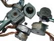 Шаговые двигатели Шаговый двигатель – электромеханическое устройство, которое служит для преобразования сигнала управления в перемещение ротора. Перемещение происходит с фиксацией в заданном положении и может быть двух видов – угловым или же линейным.
