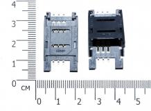 SIM SCR-06-HC (держатель sim карты)