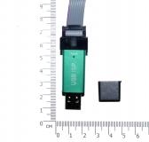 USBISP программатор для микроконтроллеров Atmel (в корпусе)