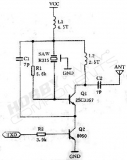 433M Superregeneration Wireless Transmitter Module + Receiver Module