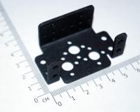 Кронштейн многоцелевой для серво MG995,MG996R и т.д.
