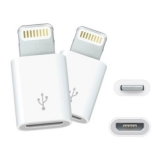 Переходник микроUSB - 8pin Apple iPhone 5, iPad mini, iPad 4, iPod touch 5