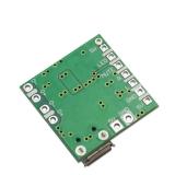 Миниатюрный стерео усилитель PAM8403 2х 3W 5В класс D с MicroUSB