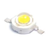 Светодиод 3W, 3Вт, High Power, ярко белый, 200 Lm, 600mA, 6000-6500К