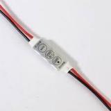 Миниатюрный 3-х кнопочный контроллер (Диммер) для управления светодиодными лентами типа 3528, 5050 и других, 256 режимов