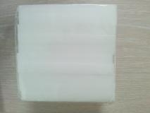 Меламиновая губка 100*60*10мм, упаковка 10 штук, плотность 7-8 кг/м3