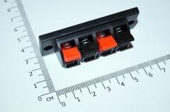 Зажим для акустических колонок 4 PIN