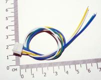 XH-4P 2.54мм-4P (вилка с кабелем ~10 см )