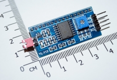 Arduino IIC/I2C / Интерфейс переходной модуль ( LCD1602) на базе PCF8574