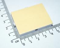 Плата для макетирования электрических схем без пайки (BreadBoard, SYB-170, белая, 35*47мм)