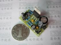 Миниатюрный моно усилитель на TDA2030A 18 Вт