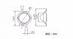 Светодиод 1 Вт, холодный белый свет, High Power,  100-120 Lm, 300мА