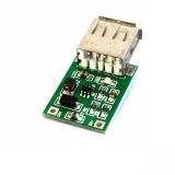 Модуль DC-DC повышающий (0.9~5V) в 5V 600мА  выход USB (компакт)