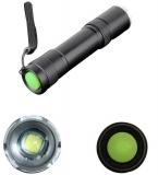 Фонарик светодиодный UltraFire 2000 lm CREE  XM-L T6 с изменяемым фокусом