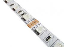 Гибкая светодиодная лента SMD 5050 60 светодиодов/метр, RGB.