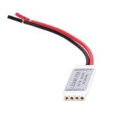 Усилитель мощности для управления светодиодными RGB лентами 12А 144Вт