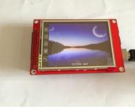 Arduino UNO экран (supporting 2.4-дюйма TFT LCD сенсорный экран)