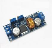 DC-DC регулируемый преобразователь с регулировкой напряжения и тока, вход 4-38В, выход 1.25 - 35В, ток 0-5.0А (на чипе xl4015e1)