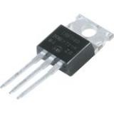 IRF840PBF IRF840, MOSFET N-канал (500В, 8А, 125Вт,  0.85 Ом)