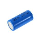 Аккумулятор Li-ion 3.7 В 1000 мА/ч CR123A 123A 16340