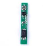 Плата управления и защиты Li-Ion аккумуляторов 1S 3.7В типа 18650 3А