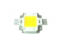 Сверхяркий светодиод 10W белый теплый цвет (3200-3500K, 800-900 мА 10В)