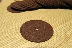 Отрезной (шлифовальный) абразивный диск 24мм×0,6мм