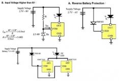 AMC7135 Линейный стабилизатор тока для светодиодов 350mA / 2.7 - 6 В SOT-89