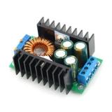 DC-DC регулируемый преобразователь с регулировкой напряжения и тока, вход 7-40В, выход 1.2 - 35В, ток 0-9.0А 300 Вт, на чипе XL4016