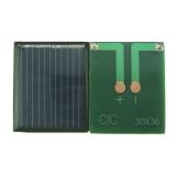 Поликристаллическая солнечная батарея 1.8В 75мА , размер 30 х 36 х 2 мм