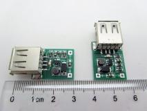 Модуль DC-DC повышающий (0.9~5V) в 5V 600мА  выход USB (компакт) - уценка