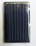Поликристаллическая солнечная батарея 1.8В 45мА , размер 36 х 23 х 2 мм