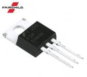 FQP50N06 транзистор MOSFET N-канал (60В, 52.4А, 120Вт) корпус TO-220