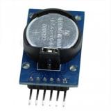 I2C модуль часов реального времени RTC 24C32 на микросхеме DS3231 + микросхема EEPROM AT24C32 без батареи CR2032