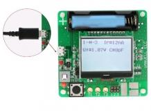 Многофункциональный измерительный тестер MG328 RLC npn pnp ESR tester