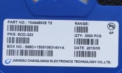 1N4448WS (T5) SOD-323, диод выпрямительный