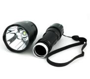 Фонарик светодиодный UltraFire C8 CREE  XML-T6 5 режимов 2000 Lm