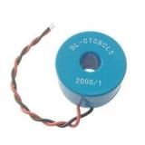 Трансформатор токовый 2000/1 Dl-CT08CL5-20A / 10mA, 120А макс