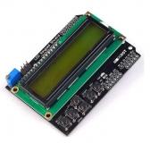LCD 1602 Keypad Shield Arduino, зеленый