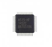 AS15-HF, TFT-LCD 14+1 канальный гамма-буфер, QFP48, гамма-корректор