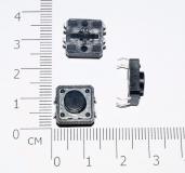 Кнопка тактовая 12*12*6 мм
