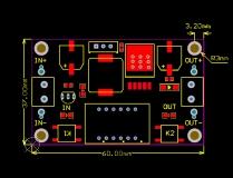 DC-DC регулируемый повышающий преобразователь с индикатором выходного и входного напряжения, XL6009 400KHz 4А, (вх.напряж.4.5В-32В; вых.напряж.6В-35В)