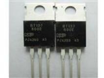 BT137-600E, cимистор 8А 600В 10мА TO-220AB (SOT78)
