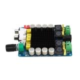 Компактный готовый стерео усилитель на TDA7498 2 х 100Вт класса  D, улучшенная элементная база