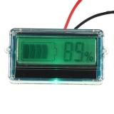 ЖК-Тестер емкости 12 В свинцово-кислотных или литий-полимерных (LiPo) аккумуляторов