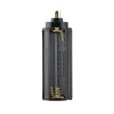 Батарейный держатель для 3-х элементов ААА удлиненный 21×65мм