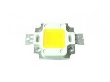 Сверхяркий светодиод 10W белый теплый цвет (3000-3500K, 280-300 мА, 22-38В)