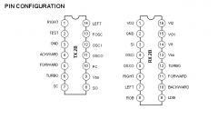 Микросхема RX-2B, приемник дистанционного управления различных игрушек с 5-ю функциями,  SOP-16