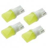 Светодиодная лампа для автомобиля цоколь T10, 12В W5W COB