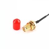 SMA(мама)-IPEX кабельная сборка, 15см, U.FL (2мм/0.5мм)